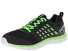 Reebok Z Dual Ride (Gravel/Solar Green/White)