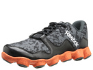 Reebok ATV19 Ultimate (Black/Gravel/Rivet Grey/Flux Orange) Men's Shoes