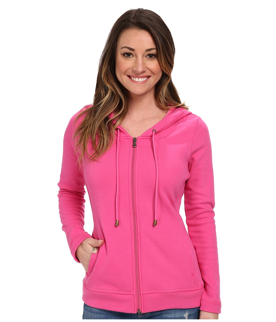 UGG - Sarasee Hoodie (Deco Pink) Women's Fleece