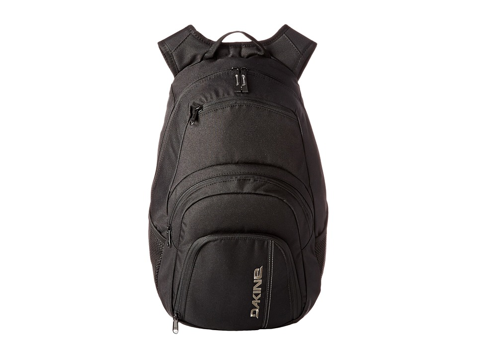 Dakine - Campus 25L (Black) Backpack Bags
