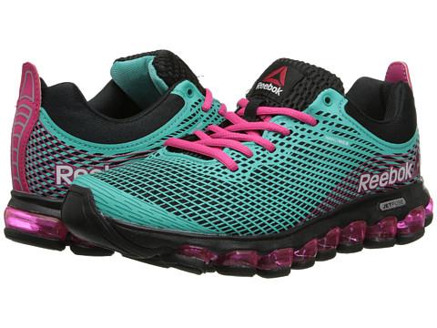 Reebok - Z Jet (Timeless Teal/Black/Pink Fusion) Women's Running Shoes