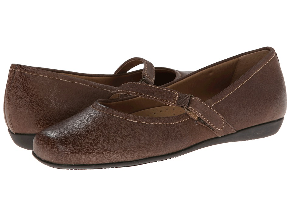 Trotters - Simmy (Sage Veg Tumbled Leather) Women