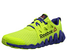 Reebok Zigtech Big Fast (Solar Yellow/Ultima Purple) Women's Shoes