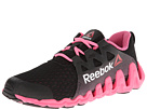 Reebok Zigtech Big Fast (Black/Electro Pink/White)