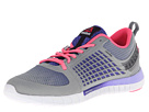 Reebok Z Quick (Flat Grey/Ultima Purple/Purple Shadow/White)