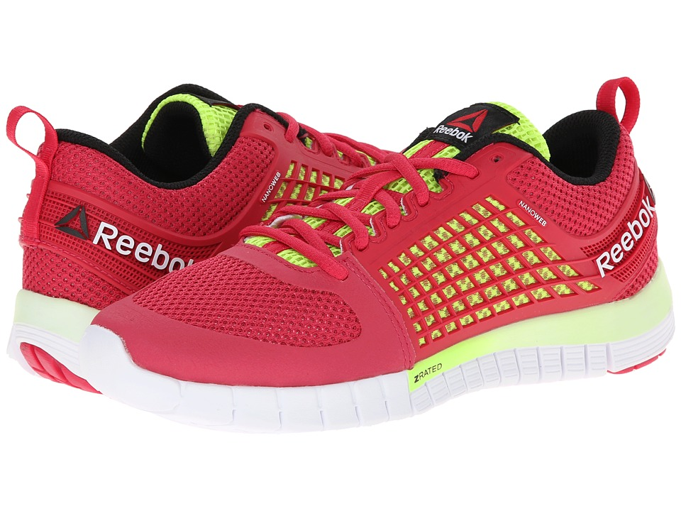 Reebok - Z Quick (Magenta Pop/Solar Yellow/Black/White) Women