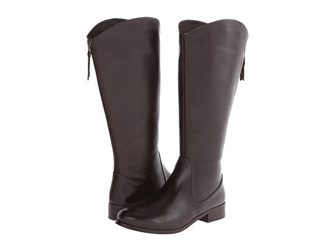 Trotters - Logan Too (Dark Brown Calf Leather) Women's Boots