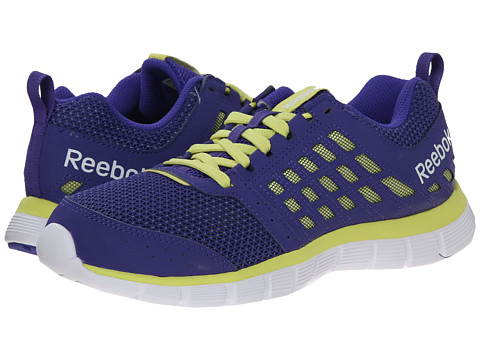 Reebok - Reebok Z Dual Ride (Ultima Purple/High Vis Green/White) Women