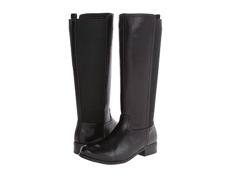 Trotters - Lucia (Black Calf Leather) Women's Boots