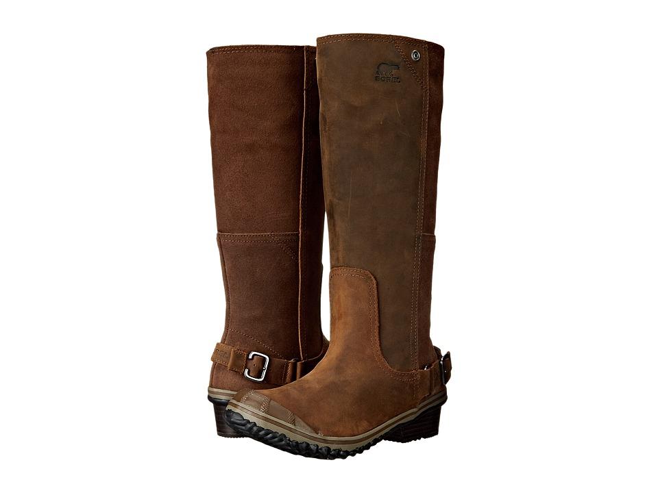SOREL - Slimboot (Nutmeg/Coffee Bean) Women's Boots