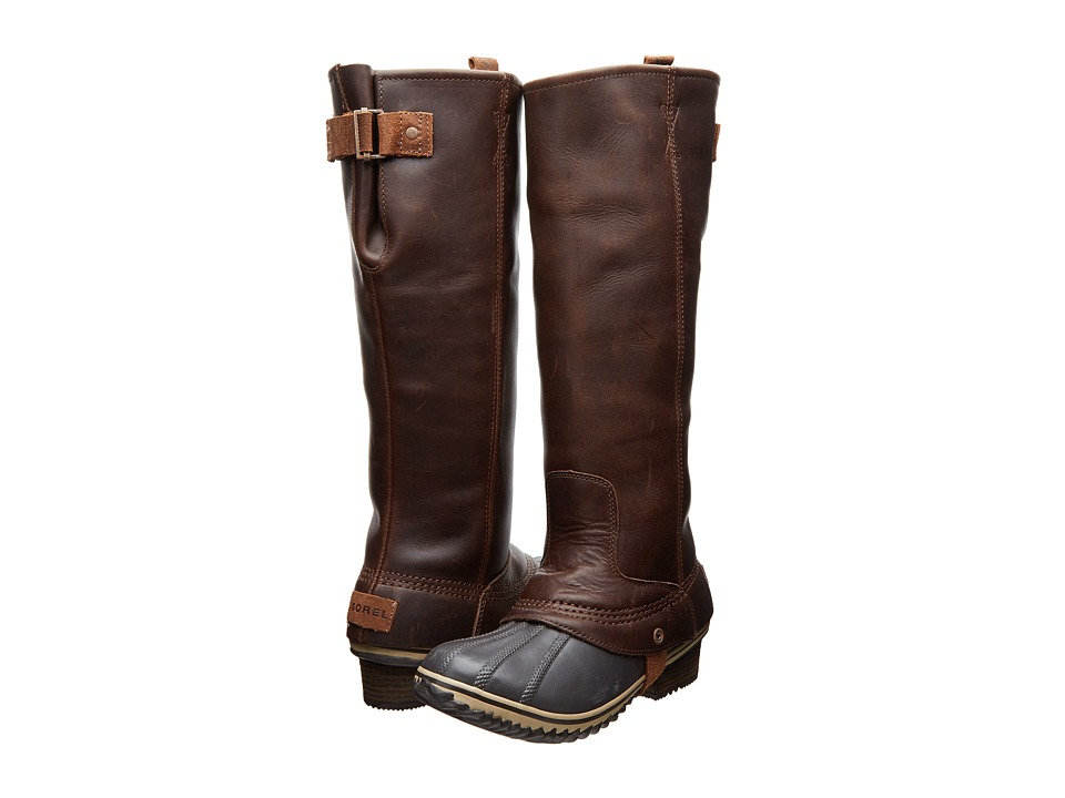 SOREL Slimpack Riding (Nutmeg) Women