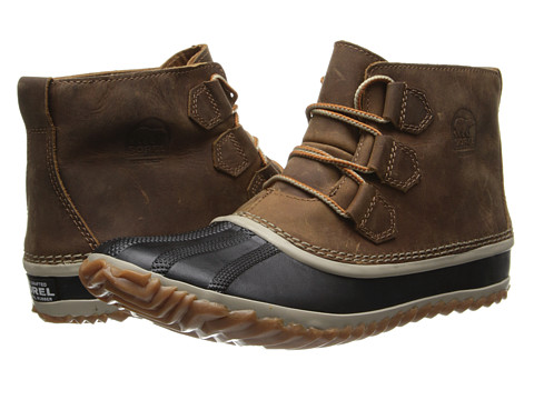 SOREL - Out 'N About Leather (Elk) Women's Boots