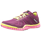 Reebok ZQuick Lux TR (Rebel Berry/Solar Pink/High Vis Green) Women's Shoes