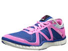Reebok ZQuick Lux TR (Timeless Teal/Electro Pink/Impact Blue/Chalk/Whisper Blue/Red) Women's Shoes