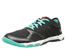 Reebok One Trainer 2.0 (Black/Timeless Teal/White) Women's Shoes