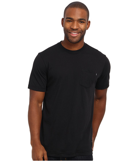 Nike SB - SB Dri-FIT Skate Pocket Tee (Black/Black/Black/Photo Blue) Men