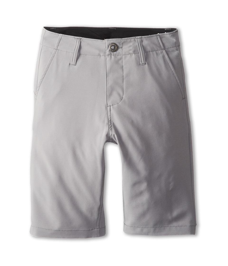 Volcom Kids - Frickin V4S Short (Big Kids) (Grey) Boy's Shorts