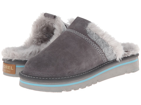 SOREL - The Newbie Slipper (Shale) Women