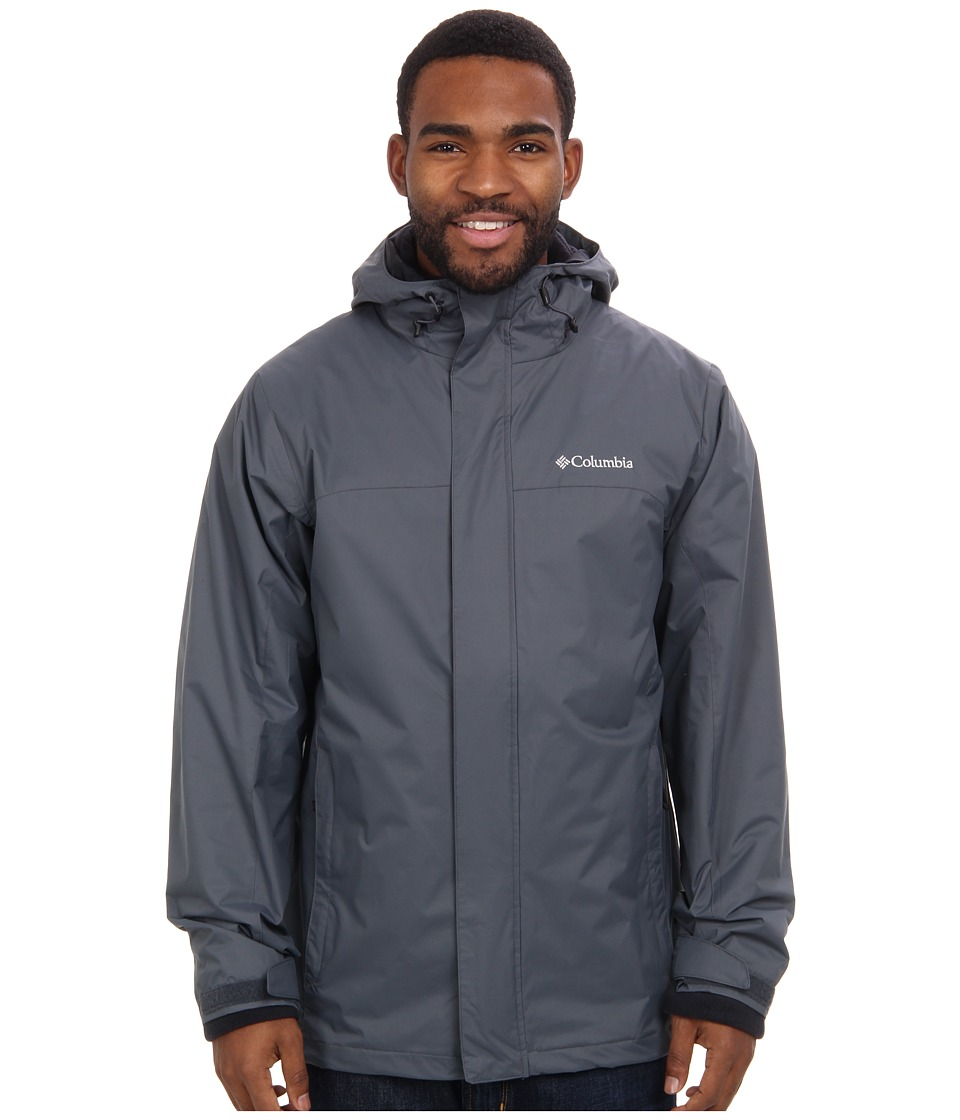 Columbia - Nordic Cold Front Interchange Jacket (Graphite) Men's Coat