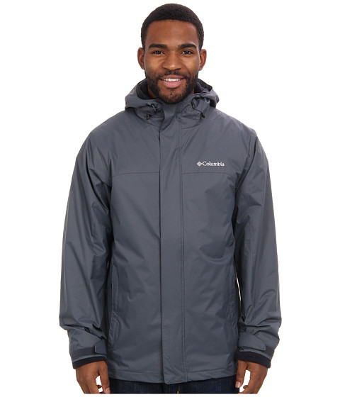 Columbia - Nordic Cold Front Interchange Jacket (Graphite) Men