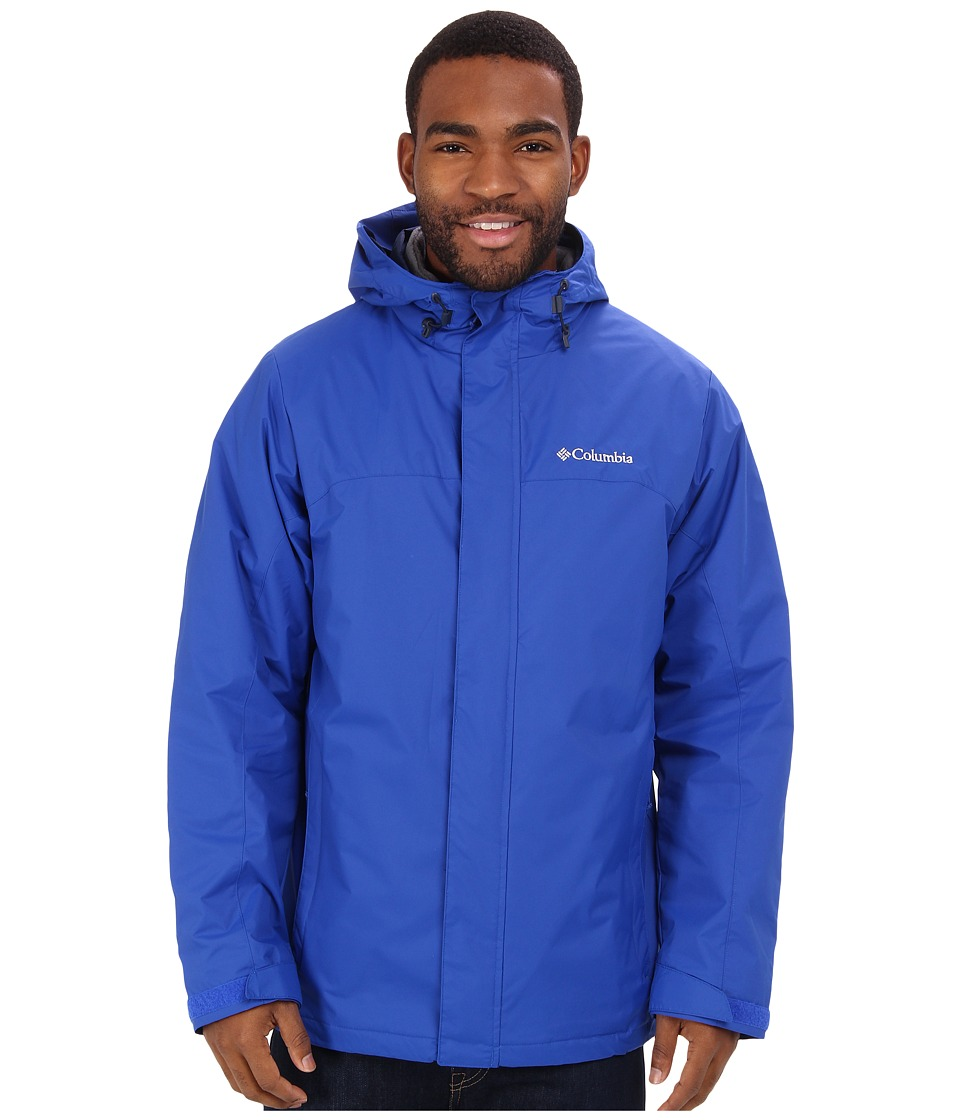 Columbia Nordic Cold Front Interchange Jacket (Azul) Men