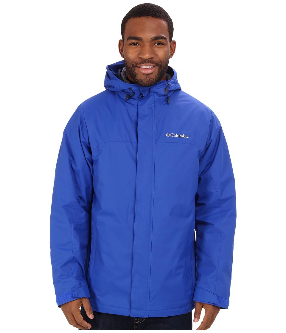 Columbia - Nordic Cold Front Interchange Jacket (Azul) Men's Coat