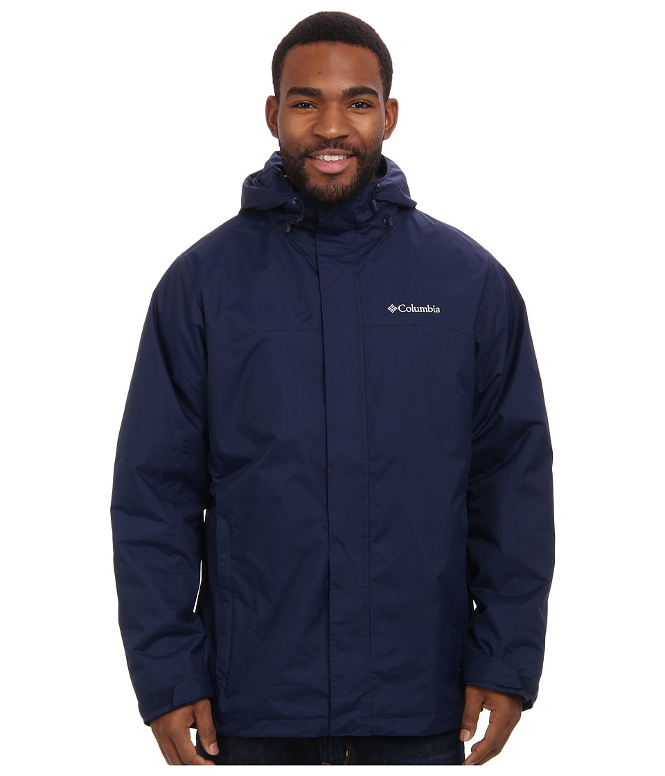 Columbia - Nordic Cold Fronttm Interchange Jacket (Collegiate Navy) Men's Coat