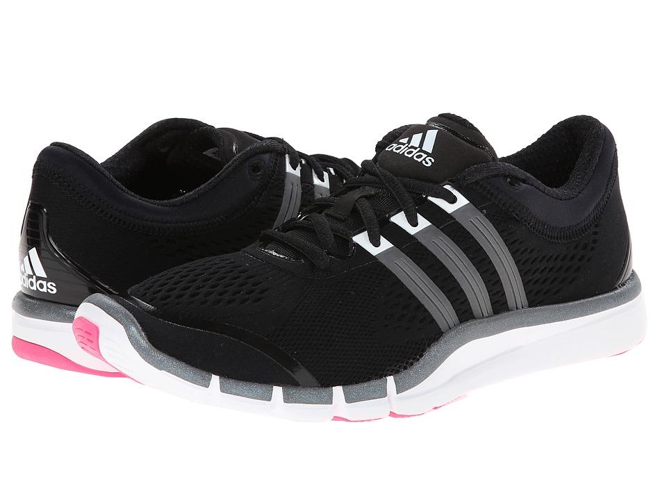adidas - Adipure 360.2 (Black/Carbon Metallic/Core White) Women