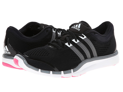 adidas - Adipure 360.2 (Black/Carbon Metallic/Core White) Women