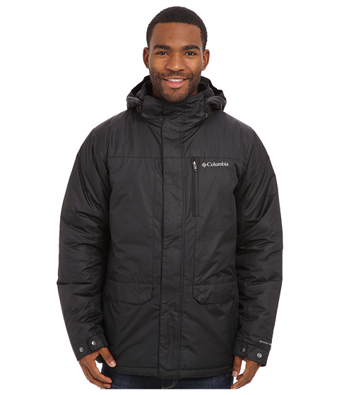 Columbia - Path To Anywhere II Jacket (Black) Men's Coat