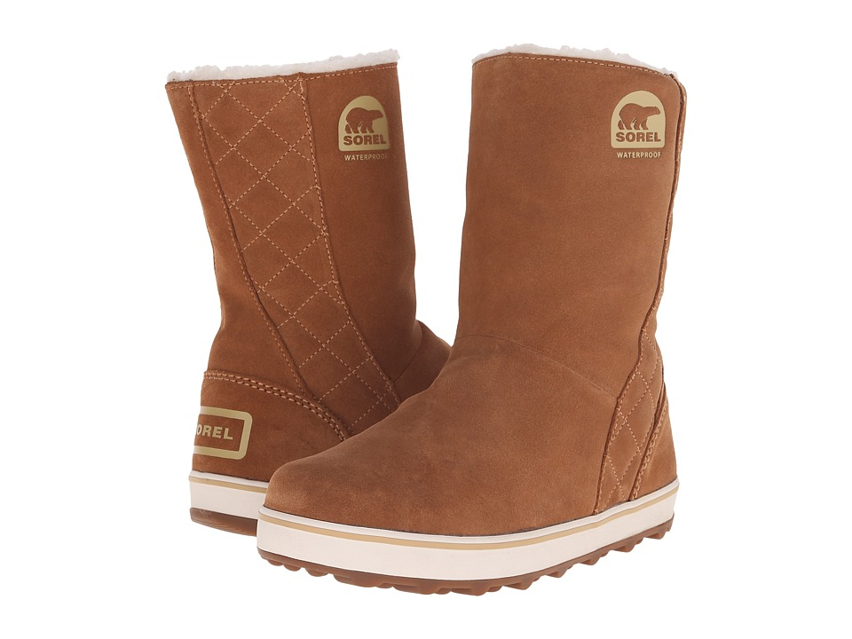 SOREL - Glacy (Elk) Women's Cold Weather Boots