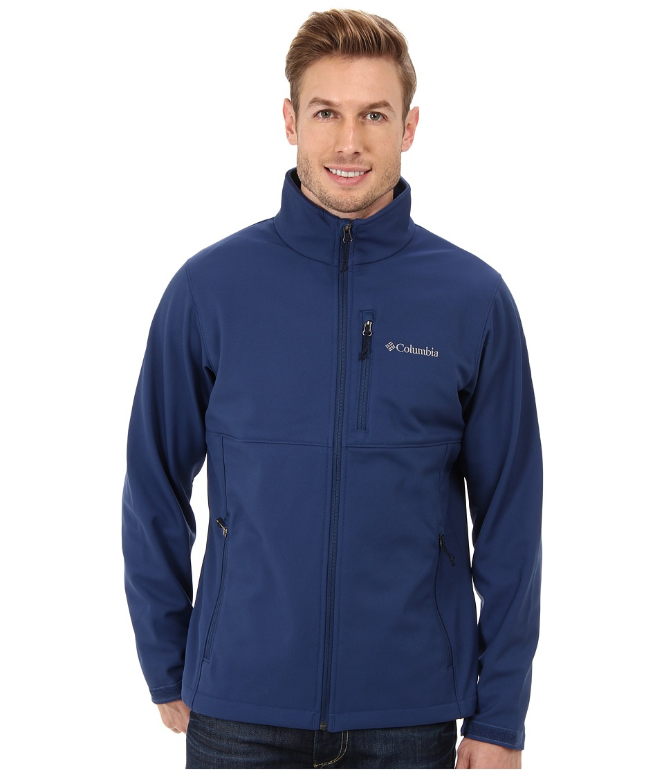 Columbia - Ascender Softshell Jacket (Carbon) Men