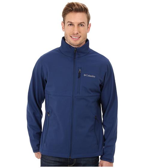 Columbia - Ascender Softshell Jacket (Carbon) Men's Coat