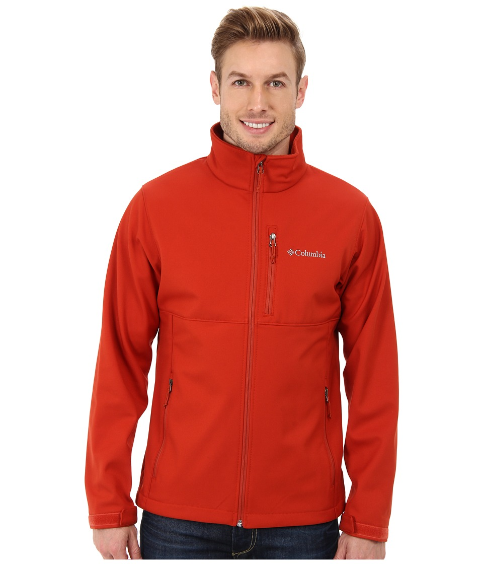 Columbia Ascender Softshell Jacket (Flame) Men