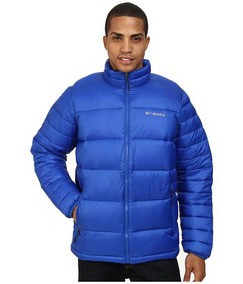 Columbia - Frost Fighter Jacket (Azul) Men's Coat