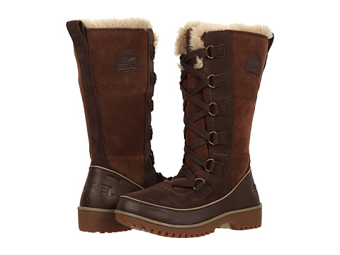 SOREL - Tivoli High II (Tobacco) Women's Boots