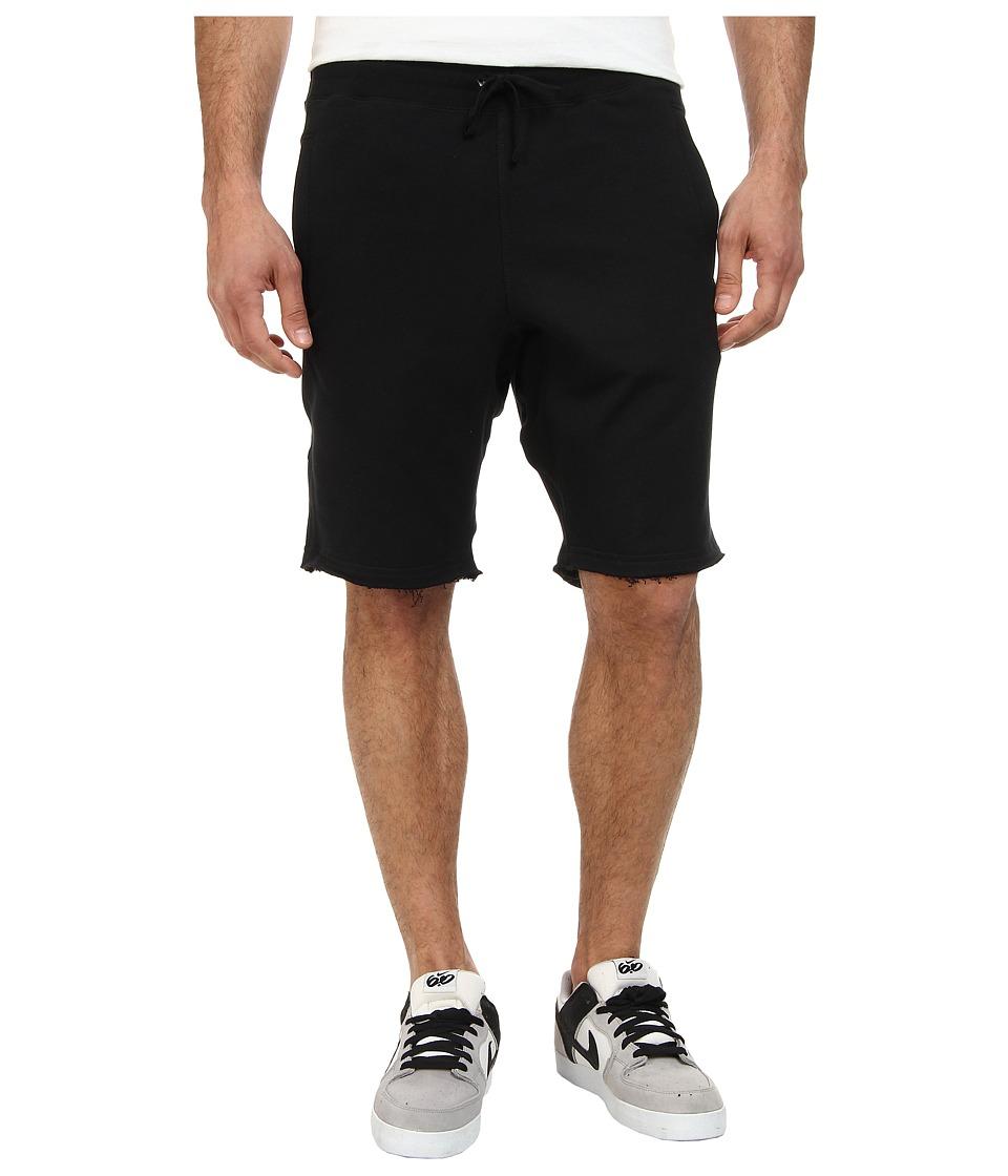 Nike SB - SB Eeverett Fleece Short (Black) Men's Shorts