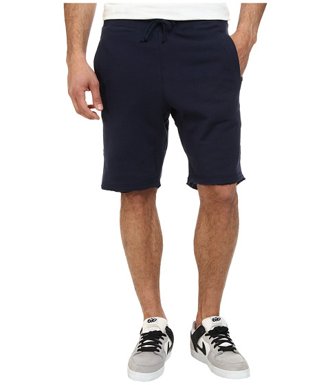 Nike SB - SB Eeverett Fleece Short (Obisidian) Men