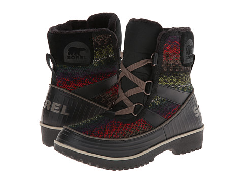 SOREL - Tivoli II (Black 1) Women