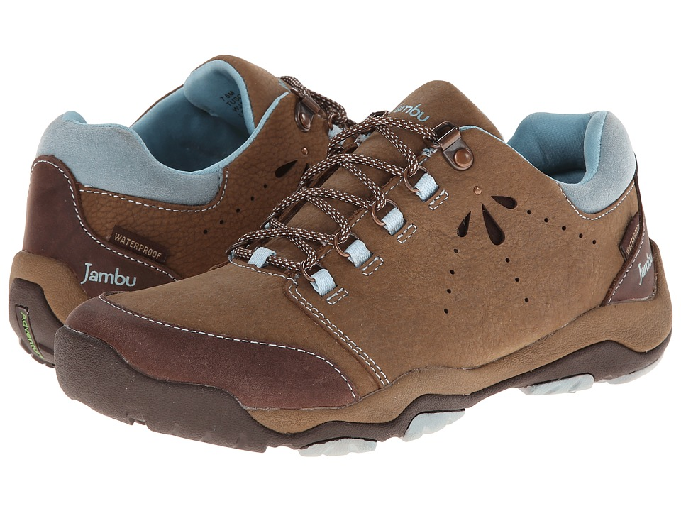 Jambu - Tuscany - Hyper Grip (Taupe/Brown/Sky) Women