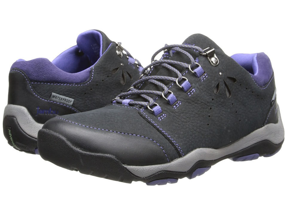Jambu - Tuscany - Hyper Grip (Black/Purple) Women's Shoes