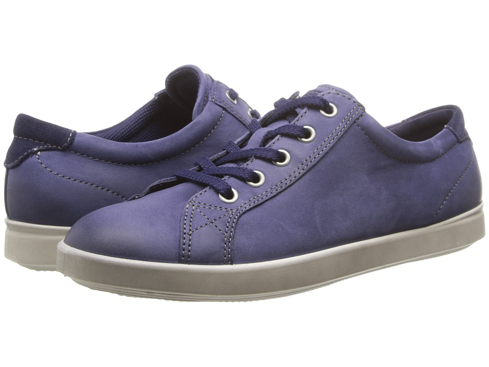 ECCO - Aimee (Midnight/Midnight) Women's Lace up casual Shoes