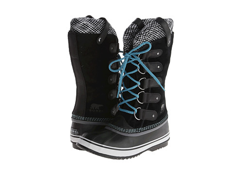 SOREL - Joan Of Arctic Knit (Black) Women's Boots