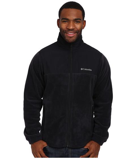 Columbia - Steens Mountain Tech II Full Zip (Black) Men's Coat