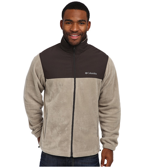 Columbia - Steens Mountain Tech II Full Zip (Tusk) Men