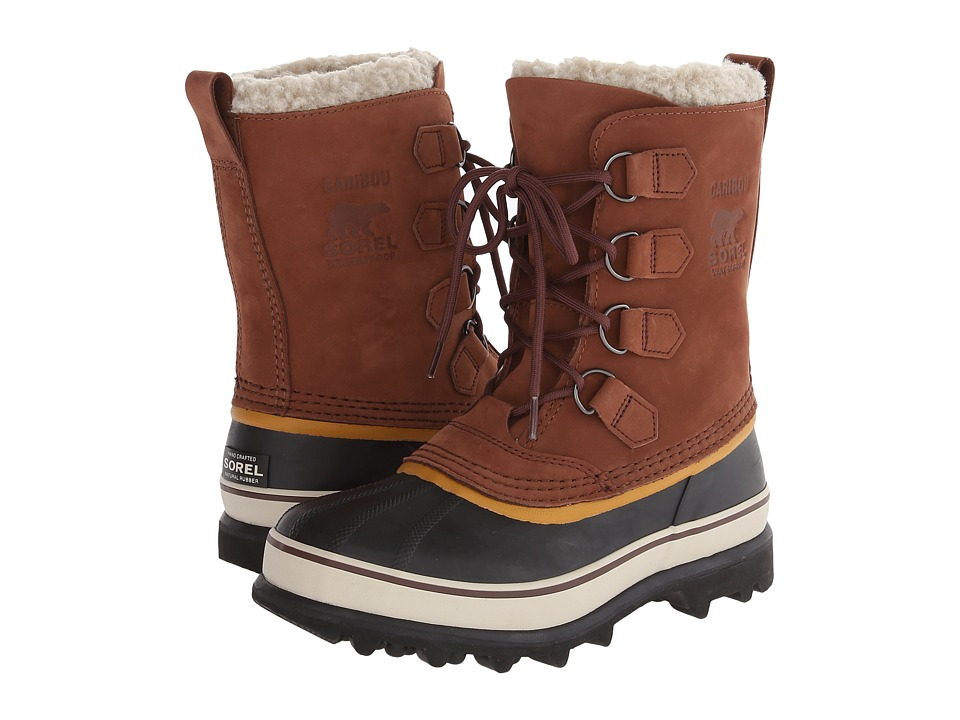 SOREL - Caribou (Cinnamon) Women's Cold Weather Boots