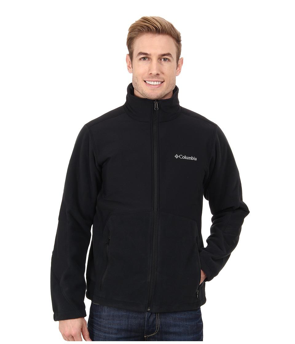 Columbia - Ballistic III Fleece Jacket (Black) Men