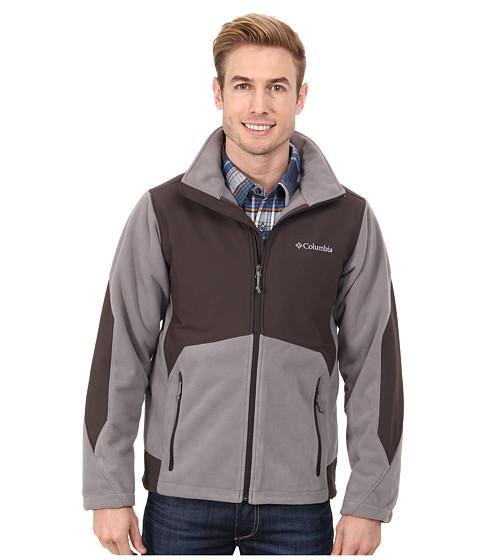 Columbia - Ballistic III Fleece Jacket (Boulder) Men