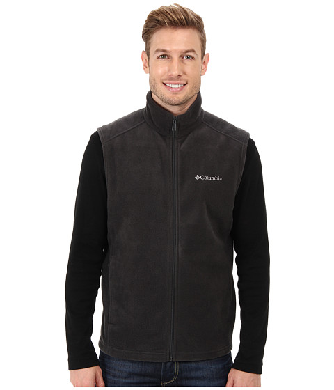 Columbia - Cathedral Peak II Vest (Dark Moss) Men