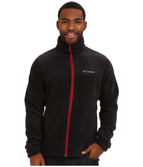 Columbia - Steens Mountain Full Zip 2.0 (Black/Rocket) Men